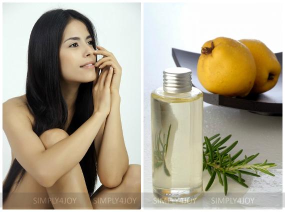 восстановление волос маслами