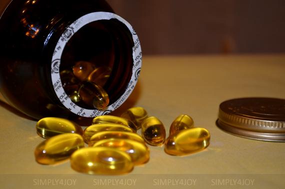 витамины для глаз омега для зрения