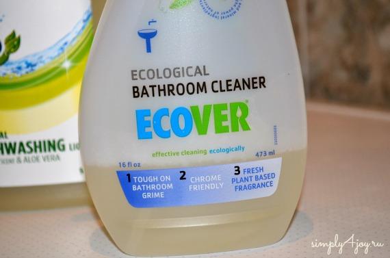 эковер лучшие средства для уборки
