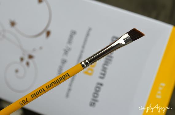Bdellium Tools Studio Line brush 763