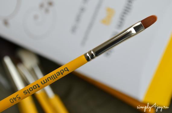 Bdellium Tools Studio Line brush 540