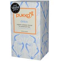 детокс чая Пукка для улучшения пищеварения