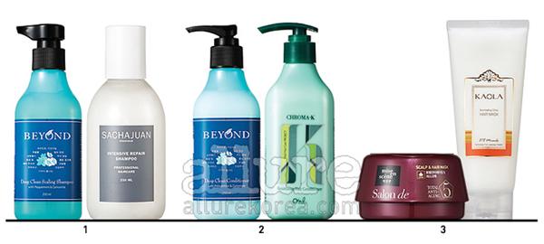 Allure Korea Best of Beauty 2013 hair 1