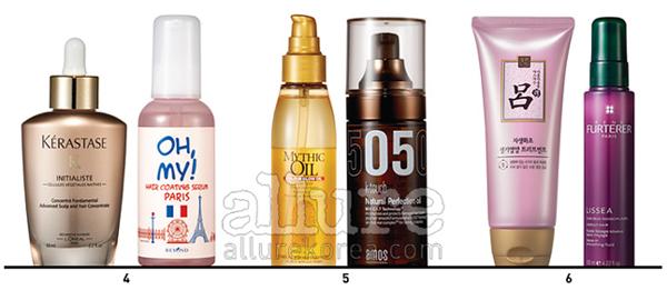 Allure Korea Best of Beauty 2013 hair 2