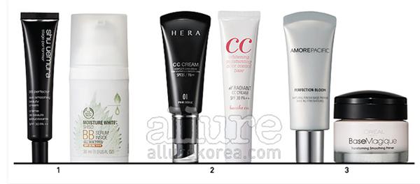 Allure Korea Best of Beauty 2013 makeup 1