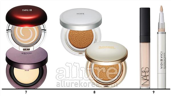 Allure Korea Best of Beauty 2013 makeup 3