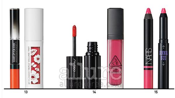 Allure Korea Best of Beauty 2013 makeup 5