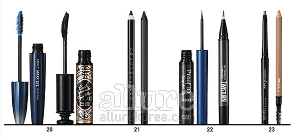 Allure Korea Best of Beauty 2013 makeup 7