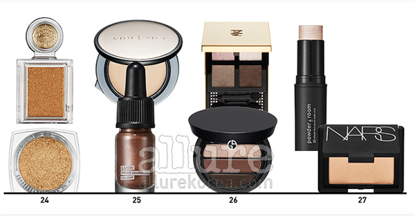Allure Korea Best of Beauty 2013 makeup 8