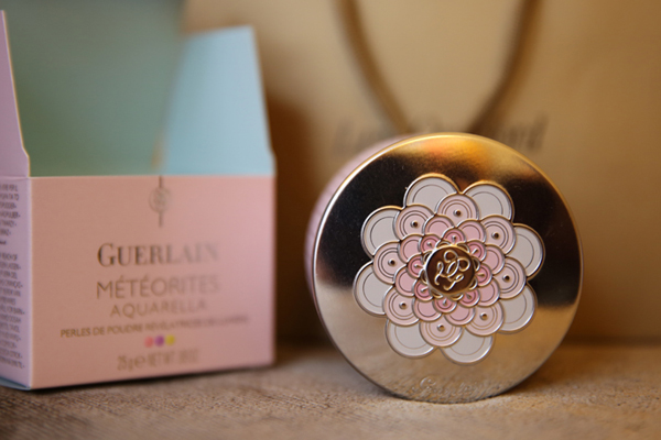 Guerlain Meteorites Aquarella Summer limit 2014