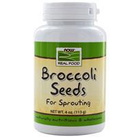 Now Foods, Real Food, Broccoli Seeds