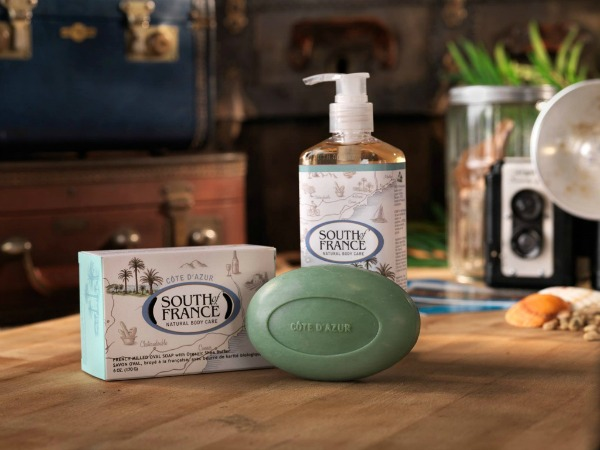 натуральное мыло South of France, Cote D' Azur Oval Soap