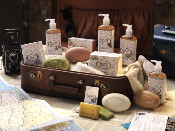 натуральное мыло South of France