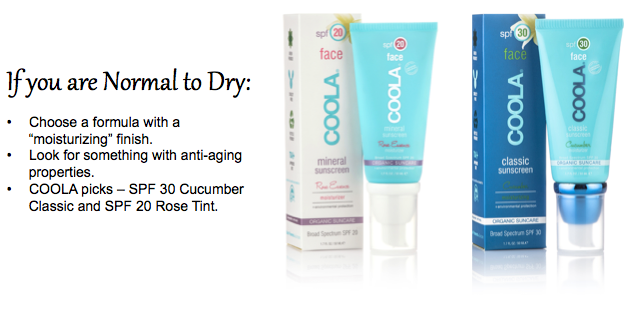 coola classic sunscreen