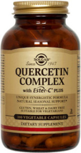добавки от аллергии кверцетин от аллергии