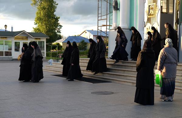 Дивеевский монастырь