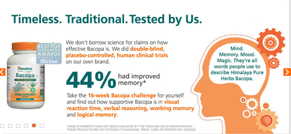 bacopa memory iherb