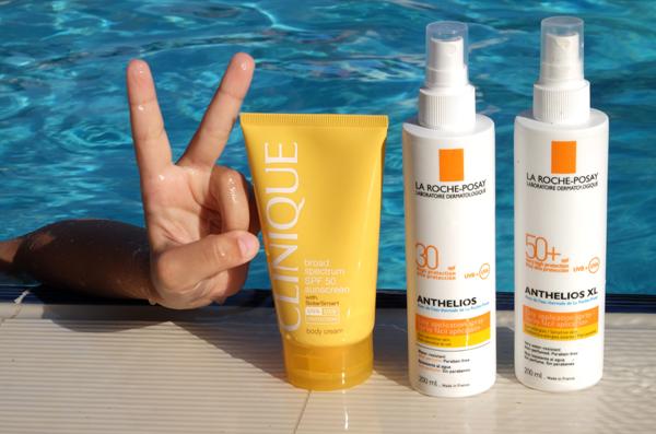 test sunscreen