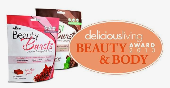 коллаген желе NEOCELL Beauty Bursts Collagen