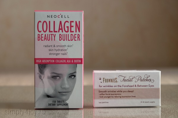 iherb collagen neocell frownies