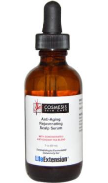 iherb Life Extension Anti-Aging Rejuvenating Scalp Serum