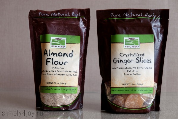 iherb parcel almond flour