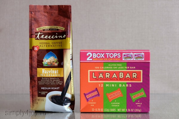 iherb parcel teeccino