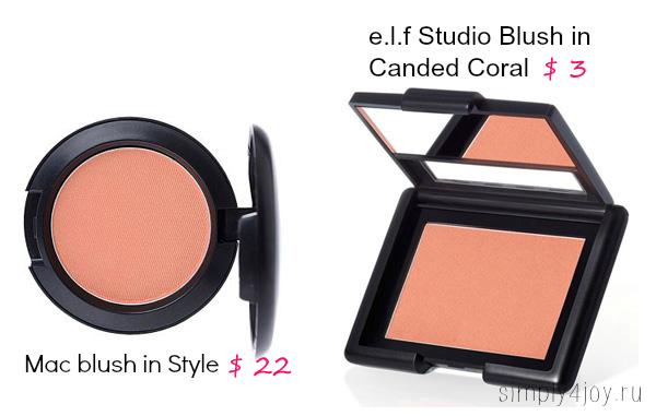E.L.F. Blush Candid Coral