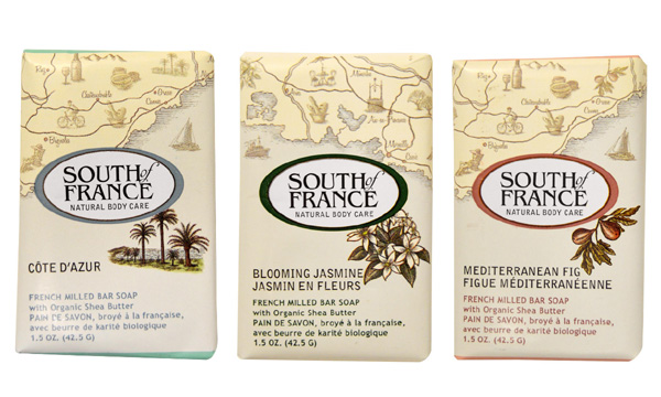 South of France soap