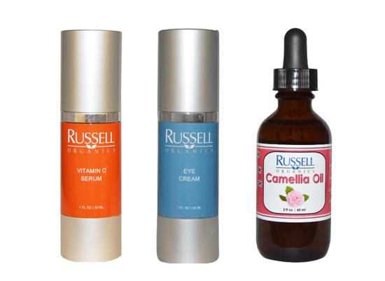 Russell organics iherb