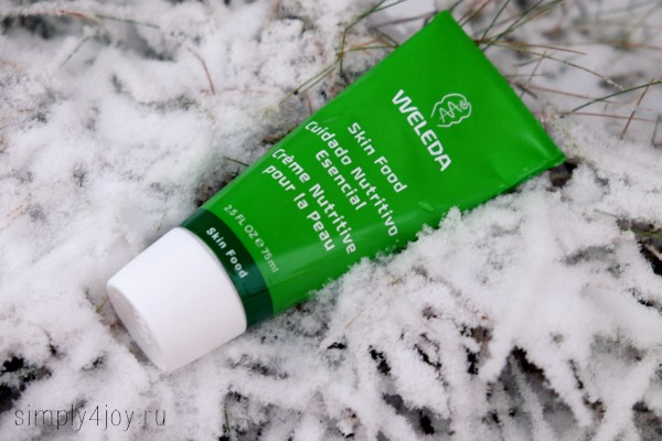 weleda skin food cream 4