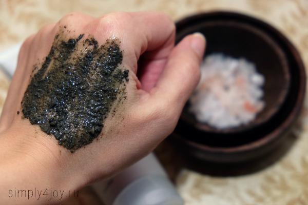 пилинг для кожи головы Acure