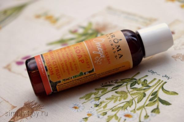 Aroma Naturals, Extraordinary Castile Soap 2