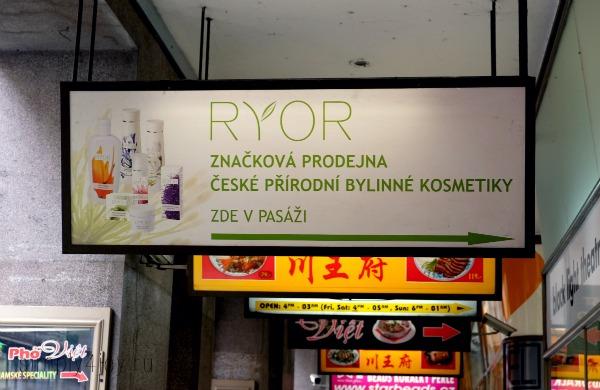 Ryor Praha 1