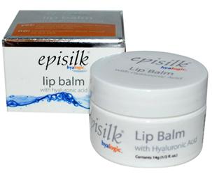Hyalogic LLC, Episilk, Lip Balm with Hyaluronic Acid