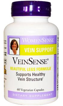 Natural Factors, WomenSense,VeinSense