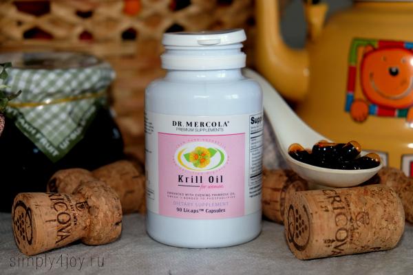 best skin supplements krill oil