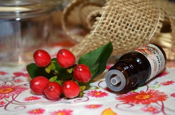 Cranberry Seed Oil face