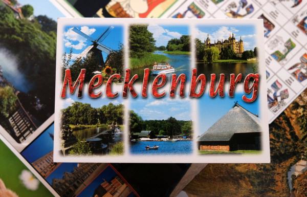 открытка посткроссинг Германия