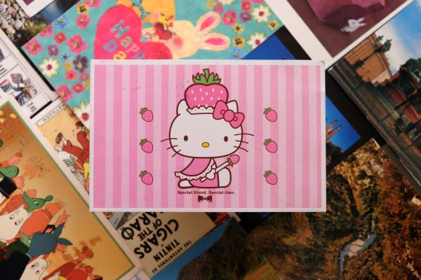 открытки для посткроссинга
