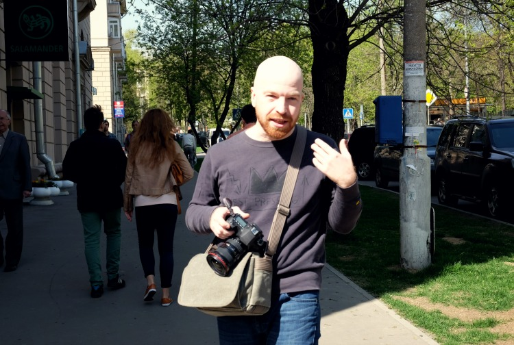 Александр Ануфриев фотограф