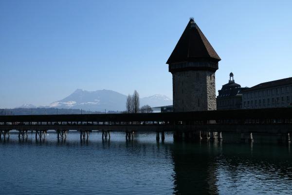 город Люцерн Швейцария