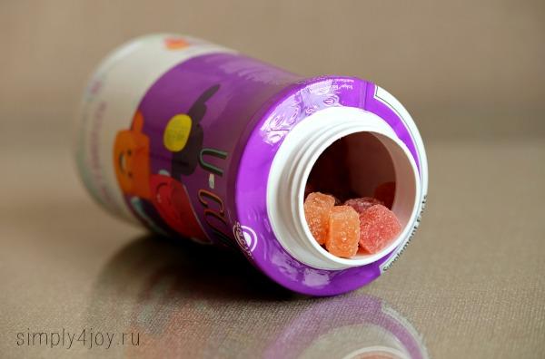 iherb витамины для детей Solgar