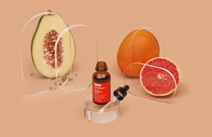 лучшая сыворотка с витамином С для лица