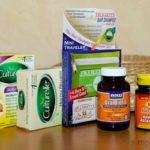 добавки и витамины из Америки