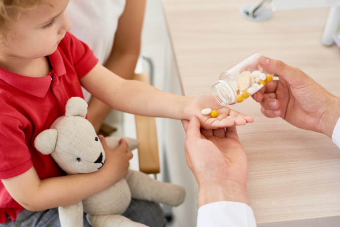 Нормы витамина С для детей