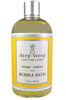 Deep Steep пена для ванны