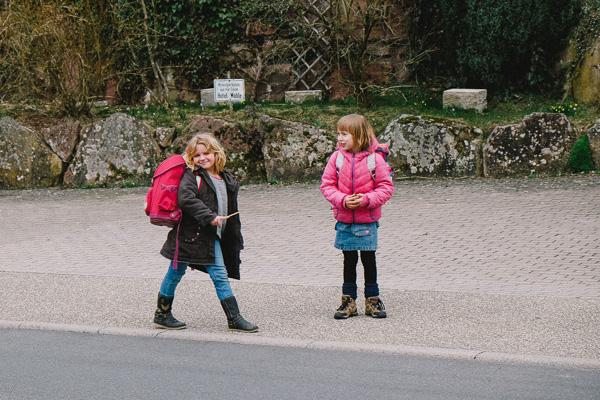 Шварцвальд школьницы