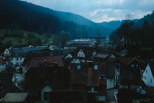 Шварцвальд Черный лес