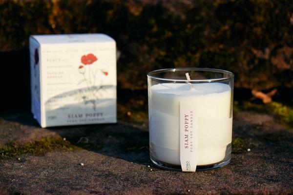 ароматические свечи Kobo